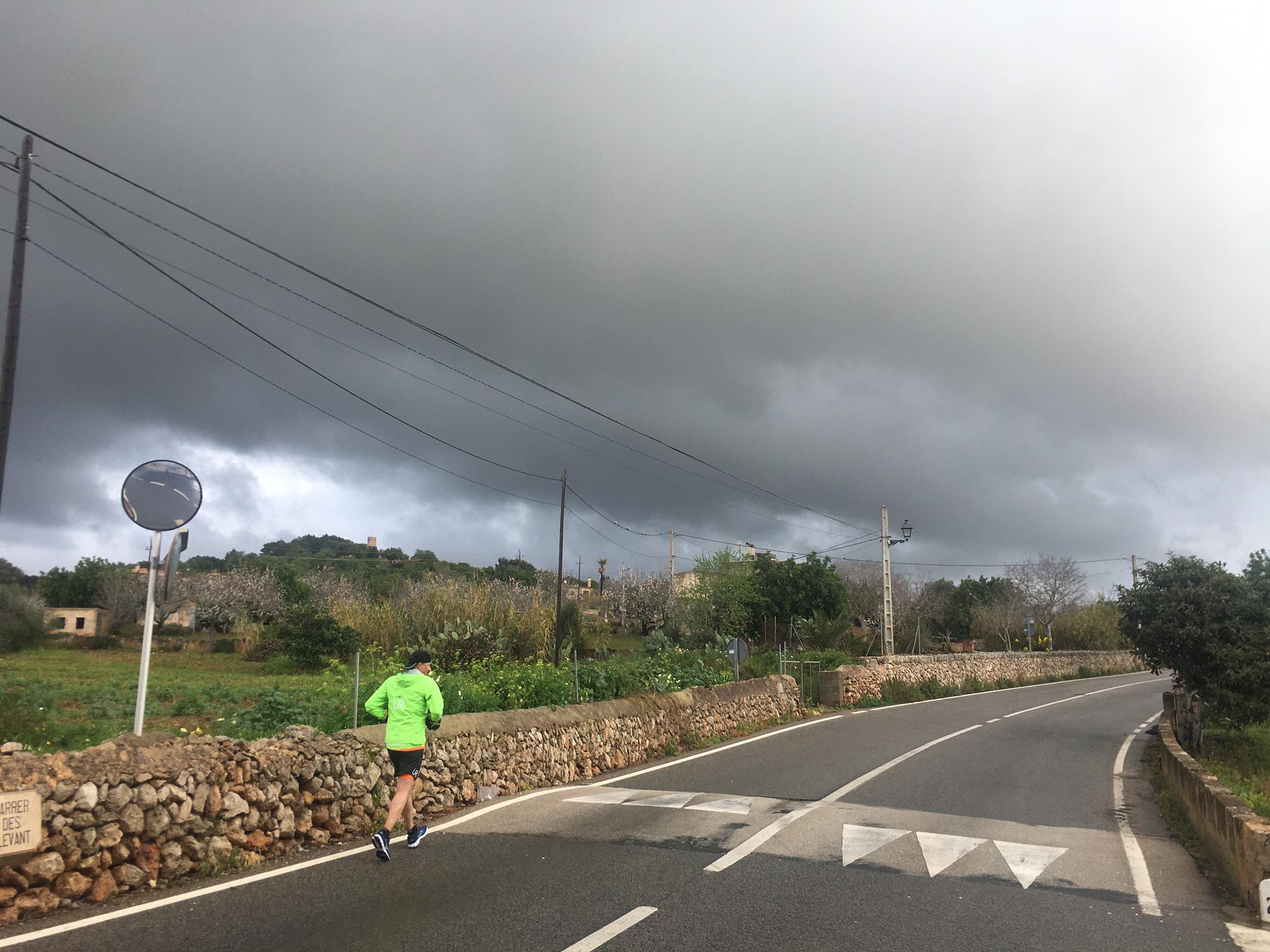 Mallorca Run Trip